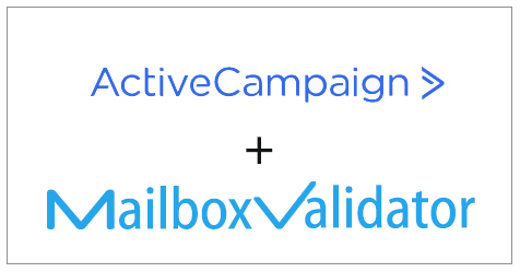 ActiveCampaign and MailboxValidator Integration