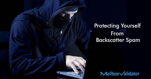 Protecting yourself from backscatter spam