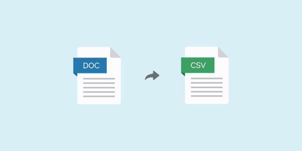 converting-microsoft-word-format-to-csv-format