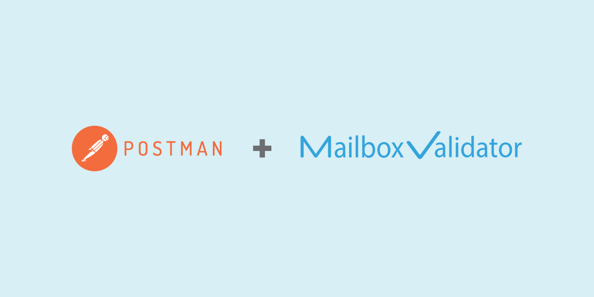 Using-Postman-to-call-Mailbox-Validator-Email-Validation-API