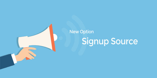 New option for MailChimp integration