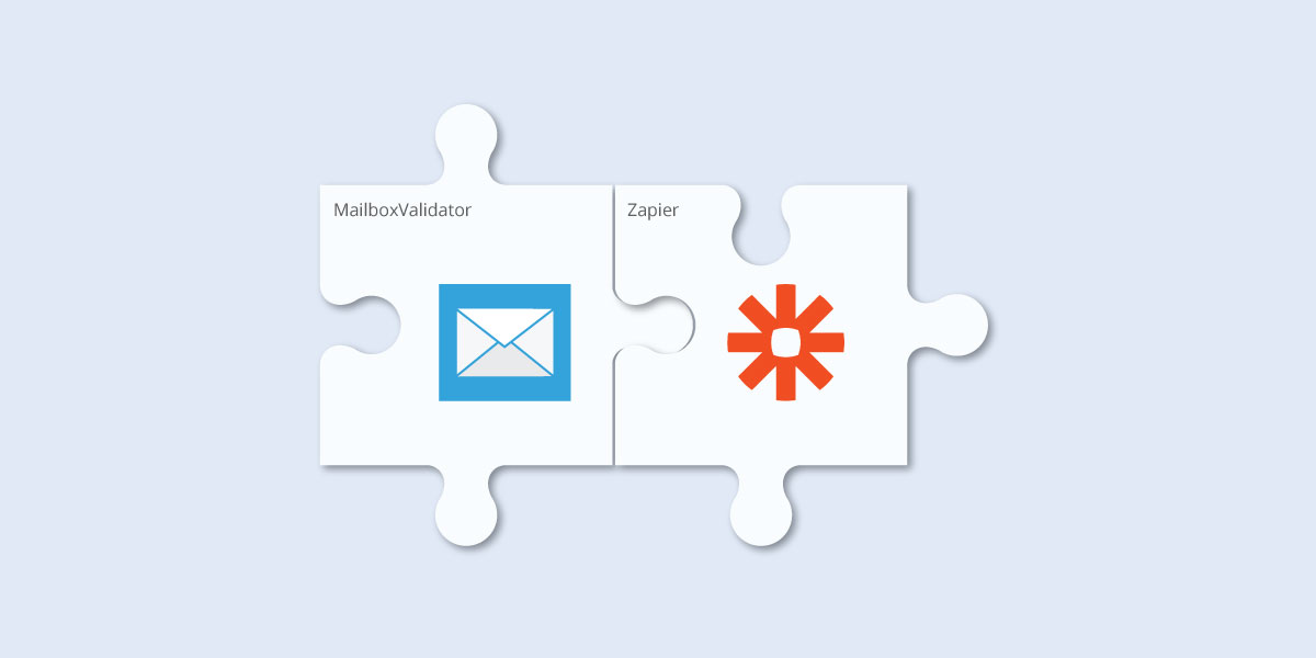 Automate mailing list cleaning with MailboxValidator Zapier
